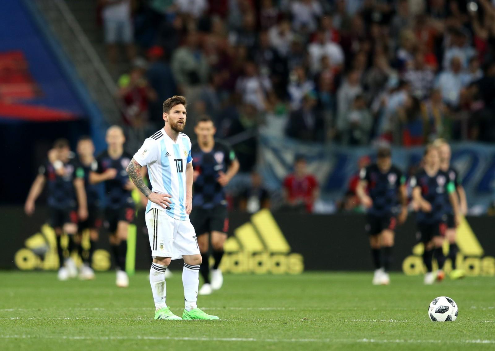 Argentina 0-3 Croația: Vicecampioana mondială a fost umilită de croați și este practic eliminată din competiție