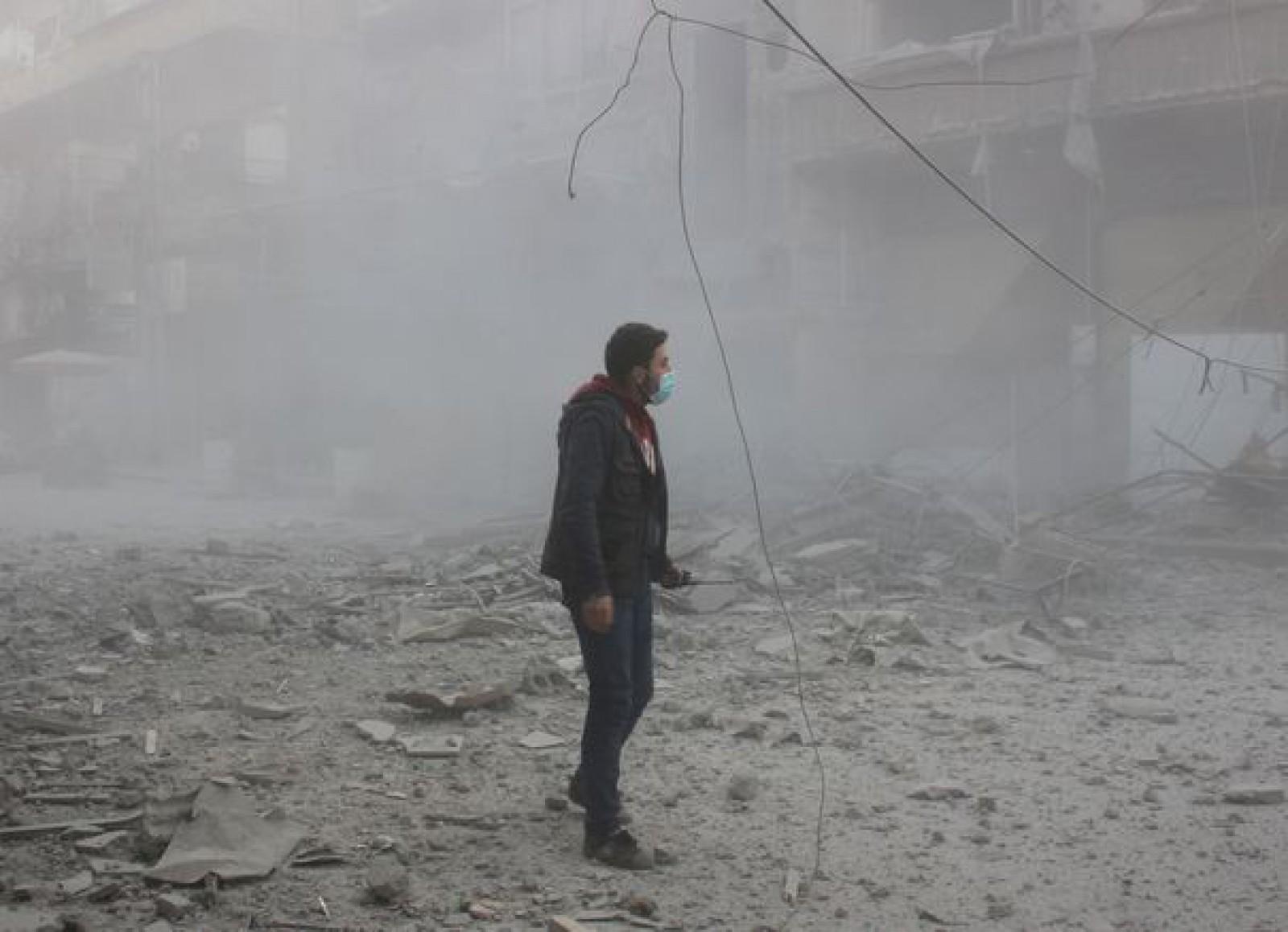 Atac chimic în Siria soldat cu cel puţin 70 de morţi. Donald Trump: Rusia şi Iranul sunt responsabile pentru sprijinirea animalului Assad