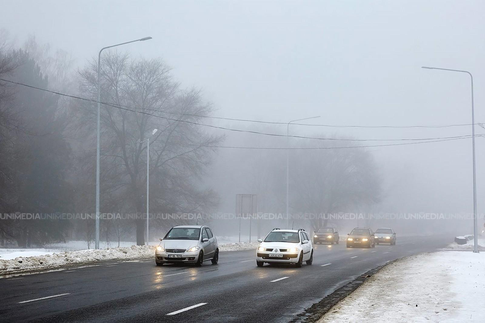 (foto) Atenție, șoferi! Cum poți să rămâi fără roți pe o porțiune din bulevardul Dacia
