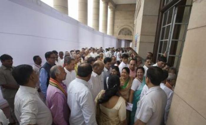 Au început alegerile prezidențiale în India