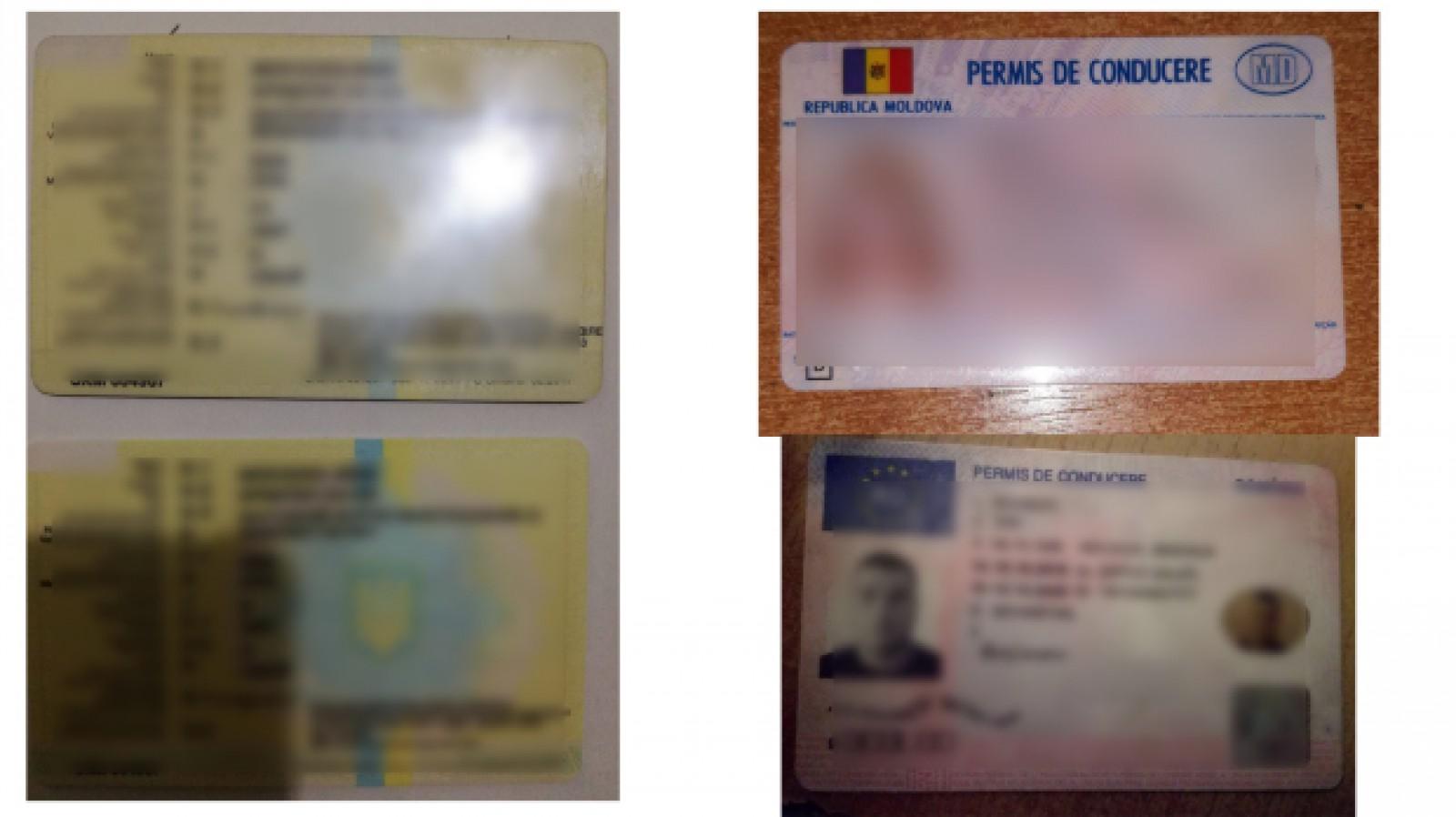Au încercat să treacă frontiera cu permise de conducere și cărți de identitate românești false. Unde urmau să ajungă