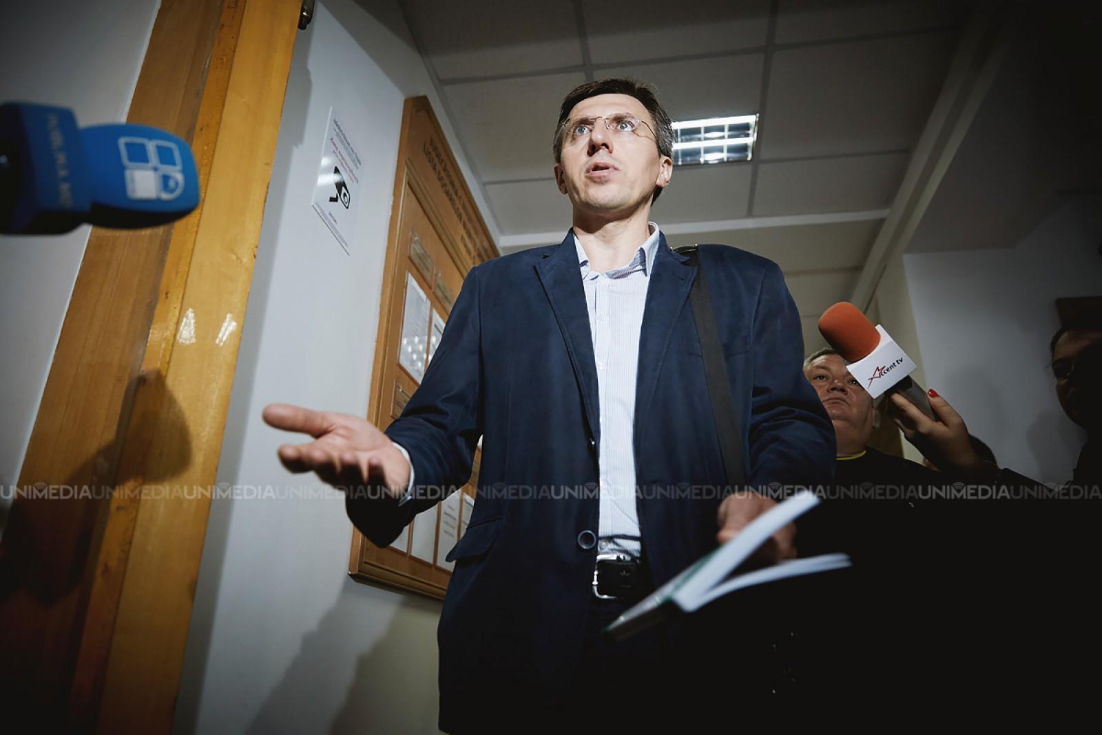 """(audio) """"Cârdășia din proces"""": Dorin Chirtoacă a publicat o înregistrare din timpul ședinței de judecată"""