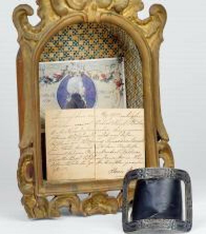 Austria: O cataramă de pantof care i-a aparținut lui Mozart, vândută la licitație pentru 12.500 de euro