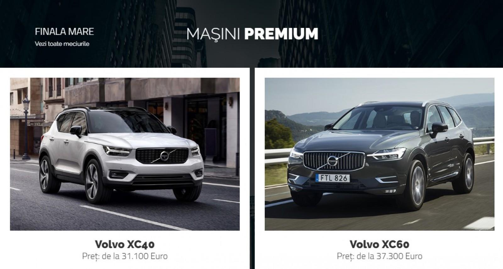 AUTOVOT MOLDOVA 2018! Marea finală din categoria Maşini Premium: Volvo XC40 vs Volvo XC60!