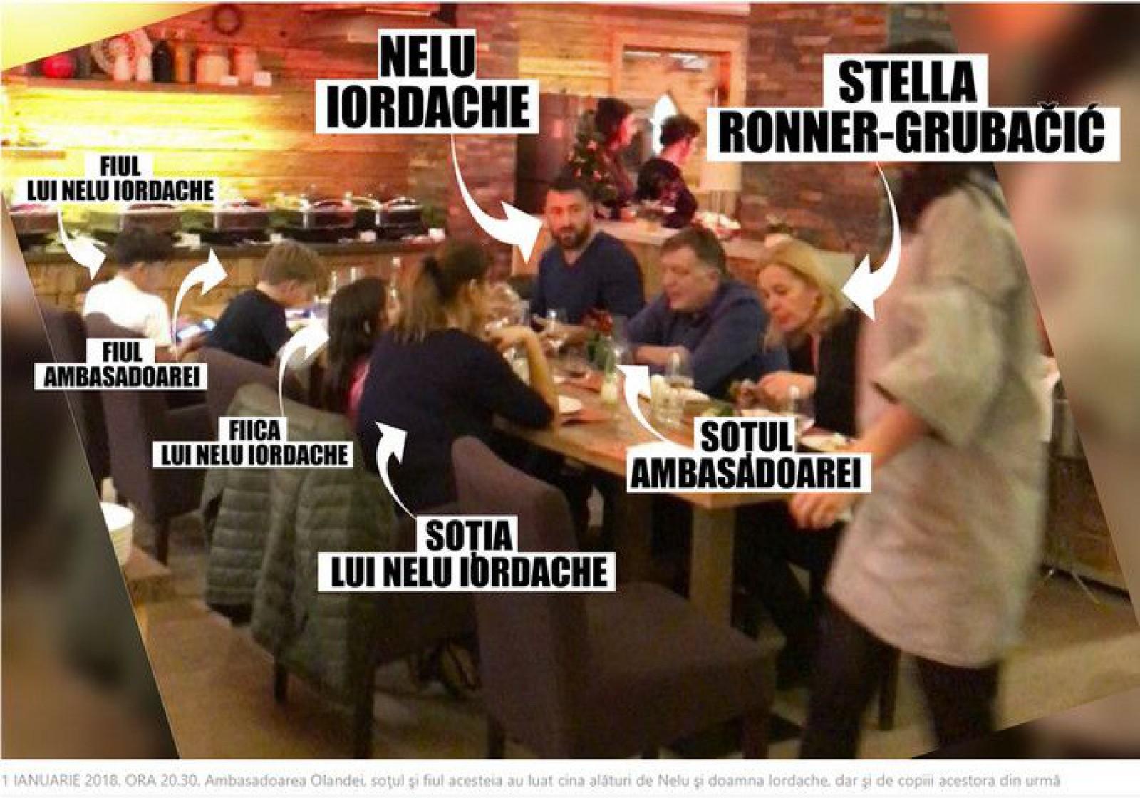 B1.ro: Amabasadoarea Olandei în România și Moldova, implicată într-un scandal la Poiana Brașov. Ar avea legături și cu Vladimir Plahotniuc