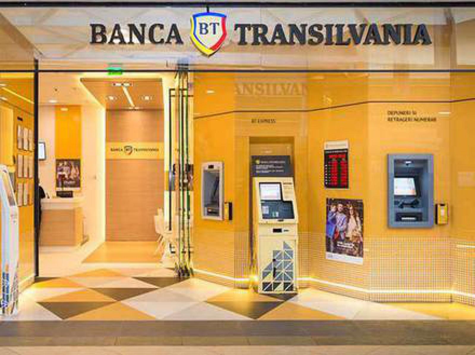 Banca Transilvania vrea să preia restul de 33,23 % din acţiunile Victoriabank