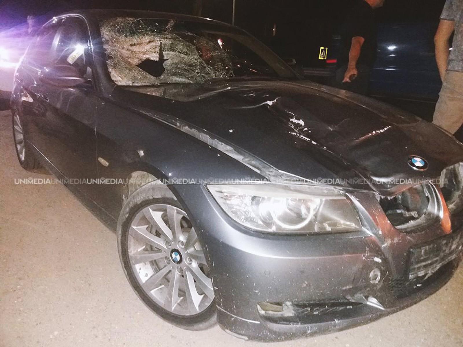 Bărbat, ucis pe trecerea de pietoni la Măgdăcești: Șoferul a părăsit locul faptei