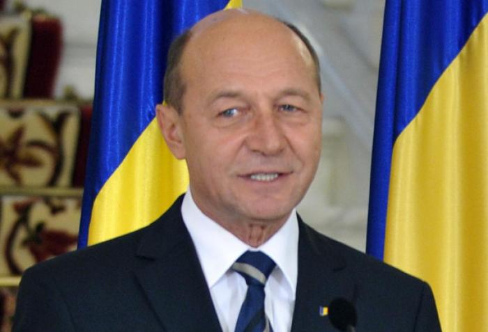 Basescu: 2014 sa fie anul in care sa afirmam deschis ca Moldova este pamant romanesc