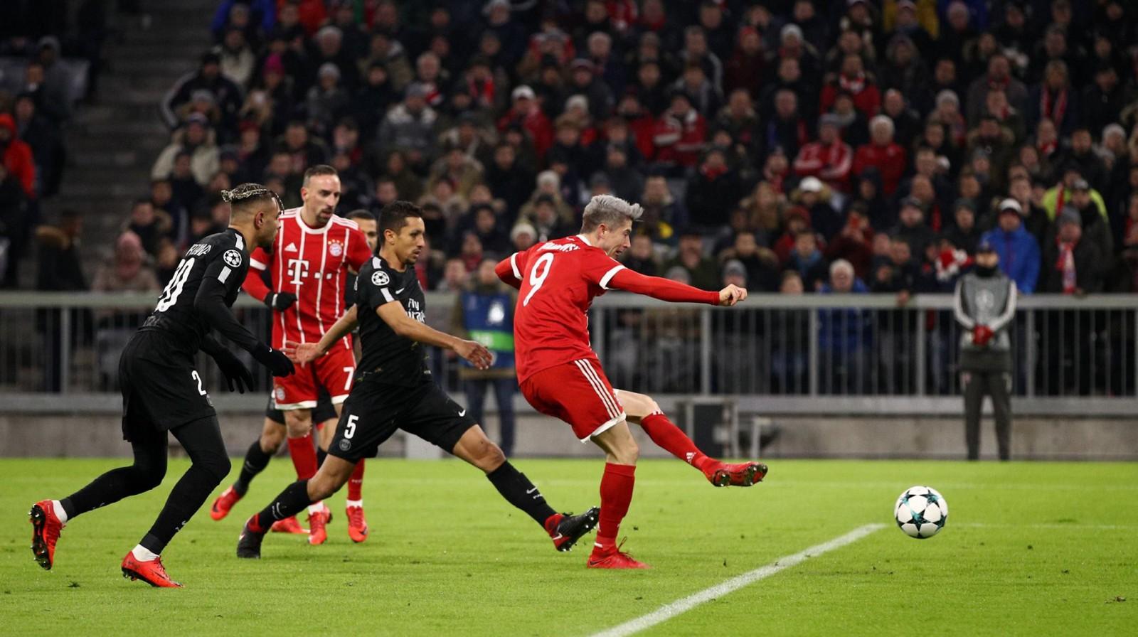 Bayern 3-1 PSG: Bavarezii au făcut spectacol în duelul cu echipa lui Neymar și Cavani