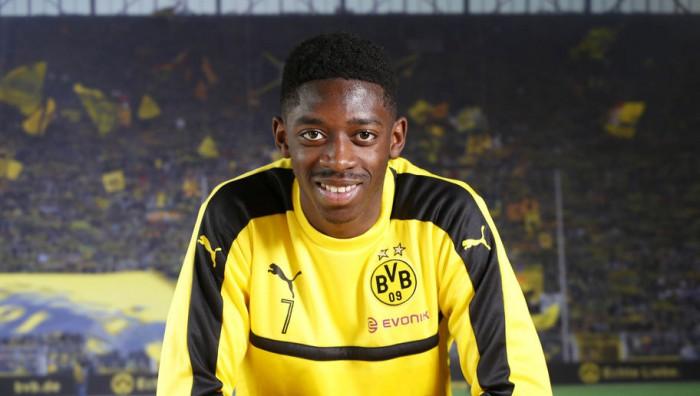 Borussia Dortmund și-a dat acordul să îl vândă pe Dembele la Barcelona. Catalanii vor fi nevoiți să achite o sumă uriașă în schimbul francezului