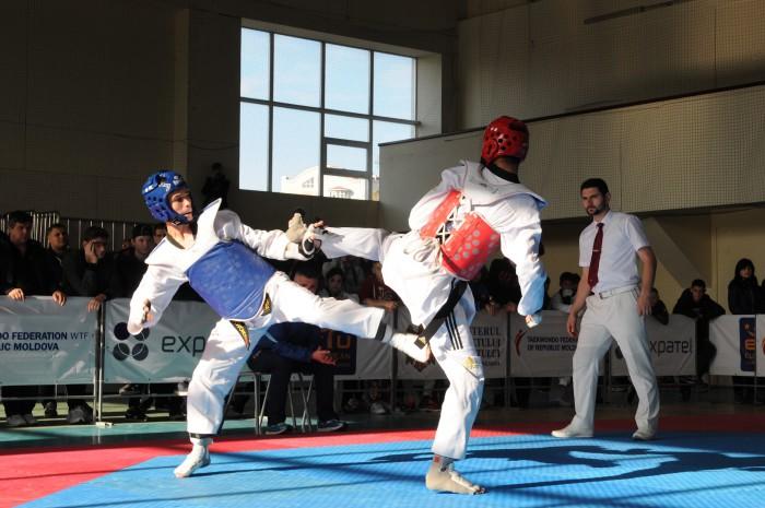 Campionatul național la taekwondo și-a desemnat laureații