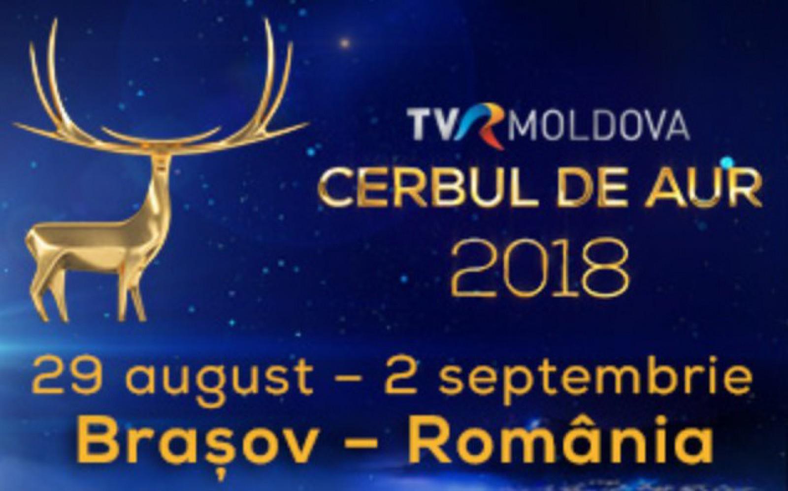 """""""Cerbul de Aur"""" revine în forţă anul acesta, 29 august - 2 septembrie, la Braşov"""