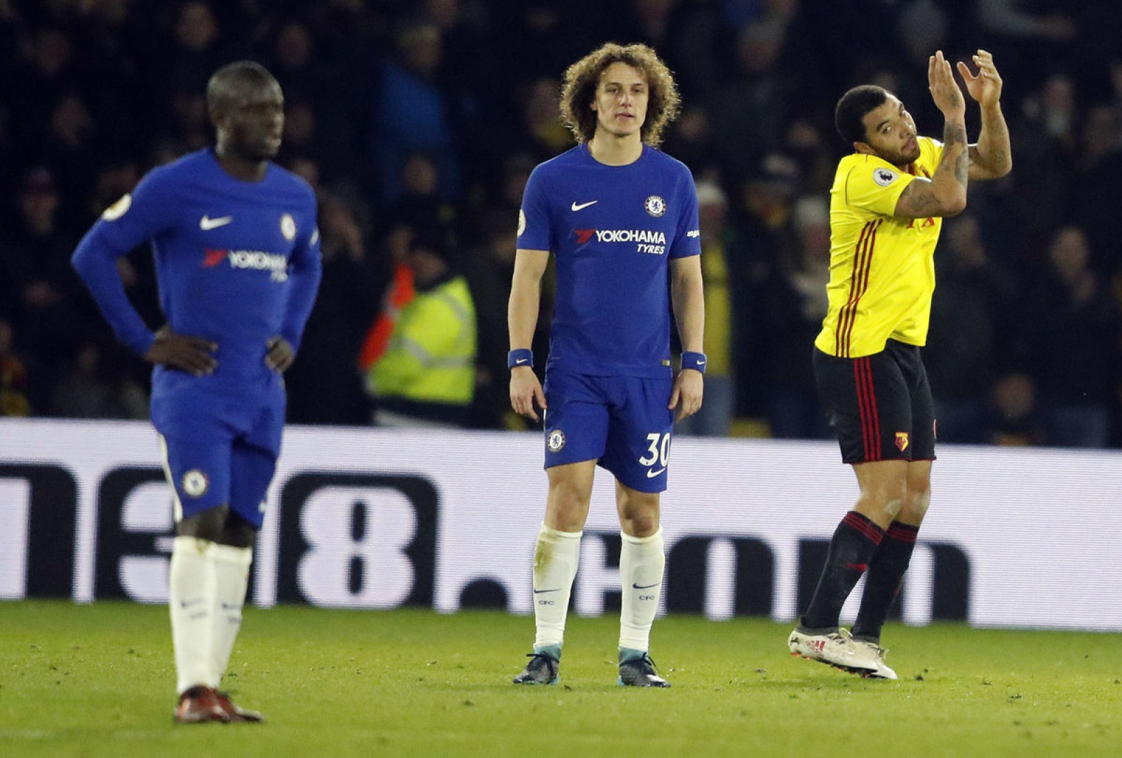 Chelsea Londra a fost umilită în Premier League de Watford. Echipa lui Conte a suferit a doua înfrângere consecutivă în campionat