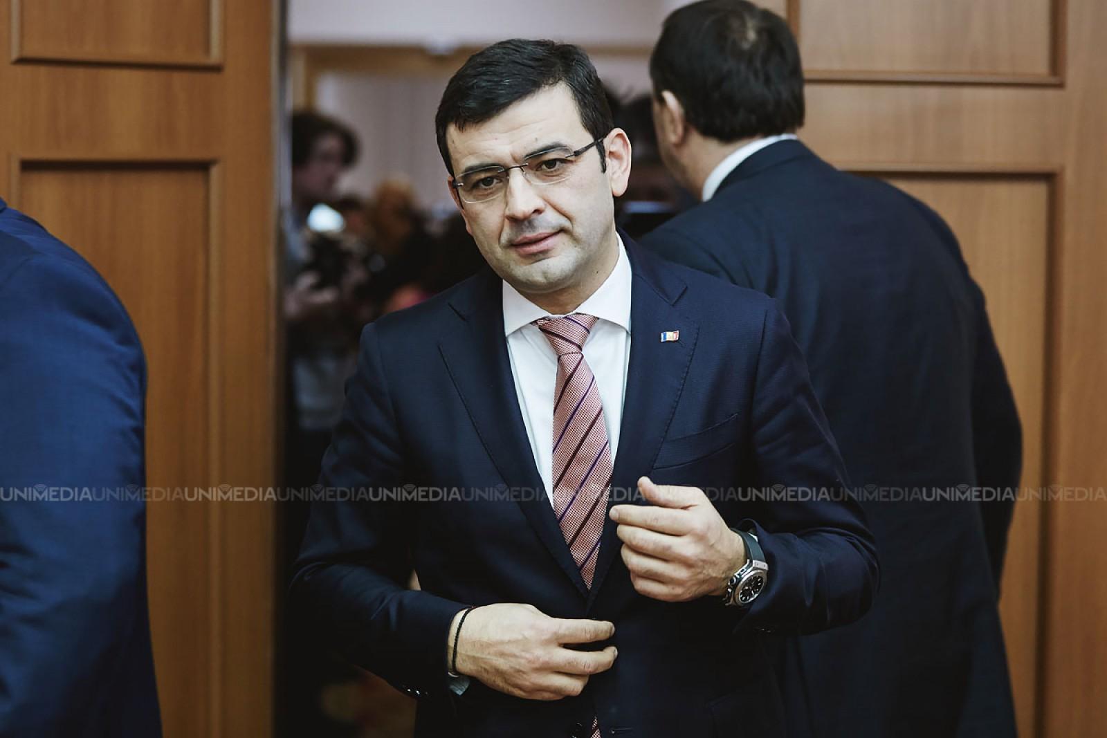 Chiril Gaburici a făcut și studii de doctorat, dar nu a susținut teza. Procuratura Generală refuză accesul la dosarul penal pe numele ministrului