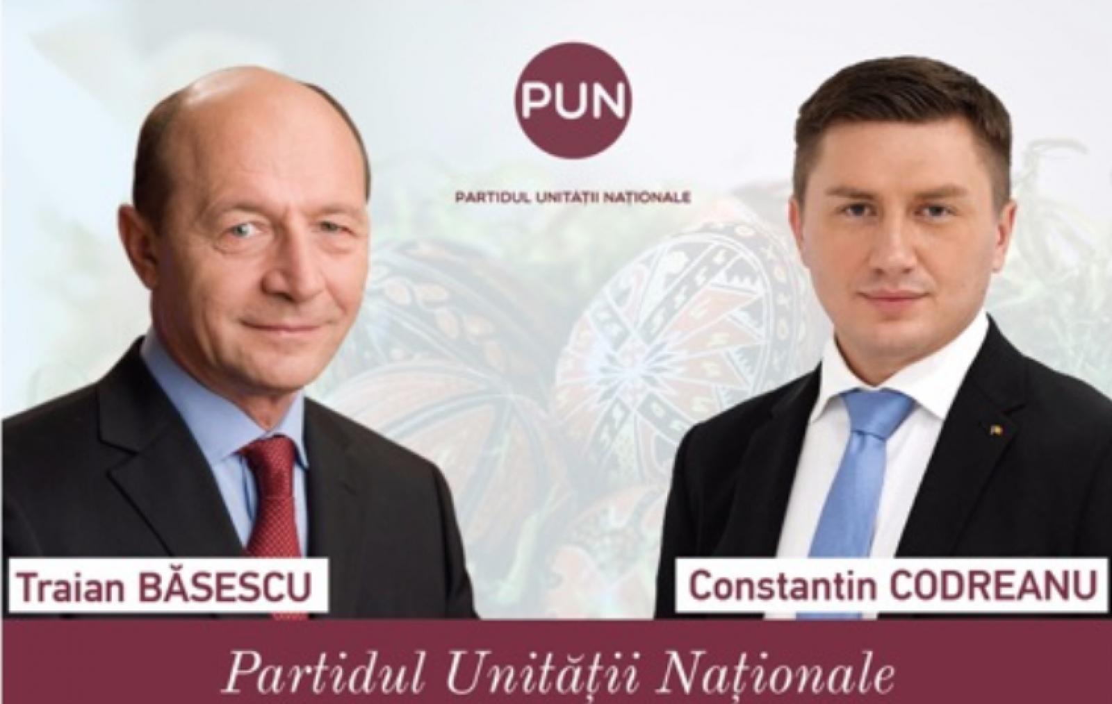 (doc) Cine este Constantin Codreanu, candidatul anunțat de Traian Băsescu la funcția de primar al Chișinăului