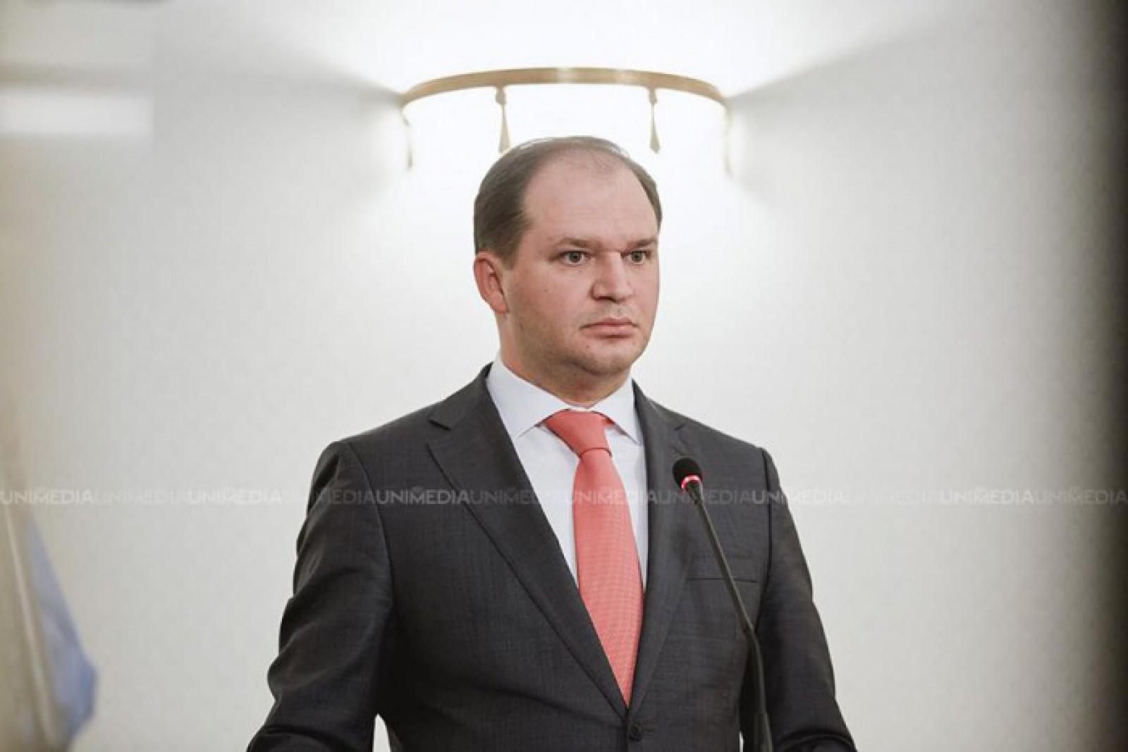 Cine este Ion Ceban, candidatul Partidului Socialist la funcția de primar al capitalei