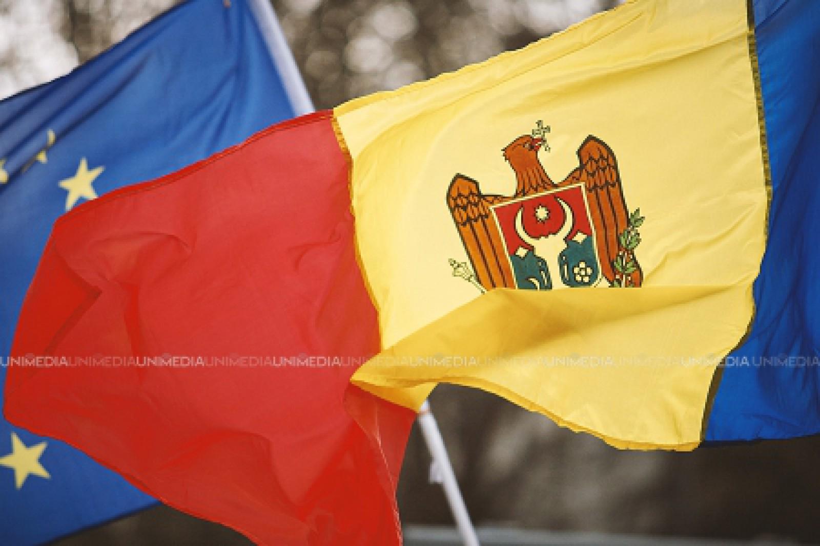 """Comentariu Mediafax: """"România şi Republica Moldova - de la romantismul podului de flori la pragmatism de ultimă oră"""""""