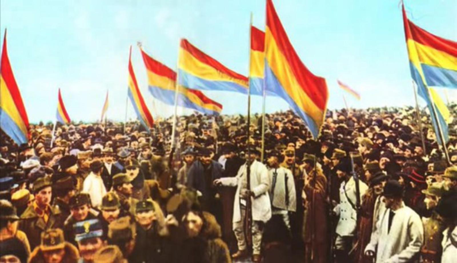 Conform unui nou studiu realizat în România, românii nu sunt interesaţi de Centenarul Marii Uniri