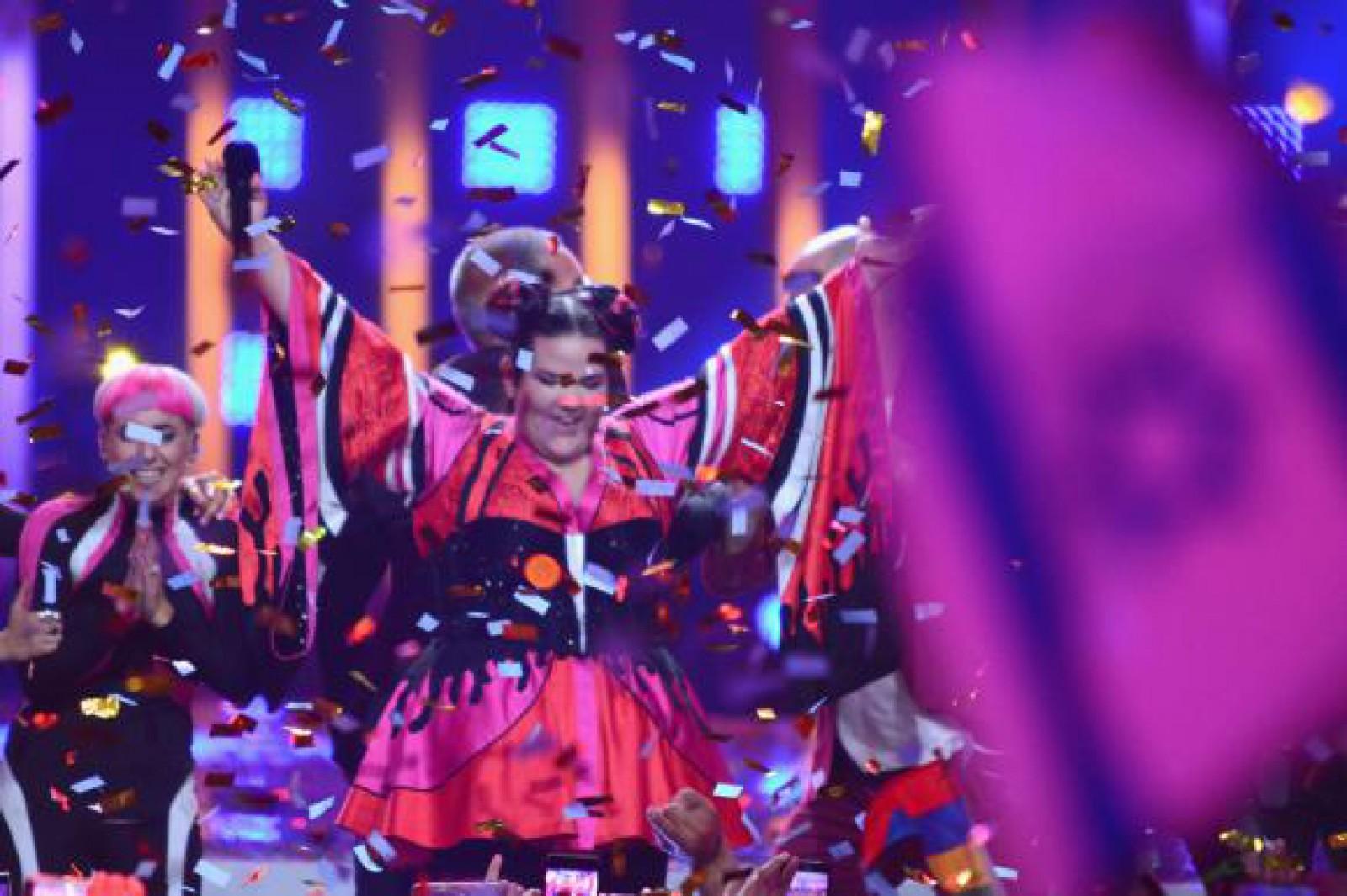 Critici după victoria Israelului la Eurovision 2018. Acuzațiile care i se aduc Nettei Barzilai