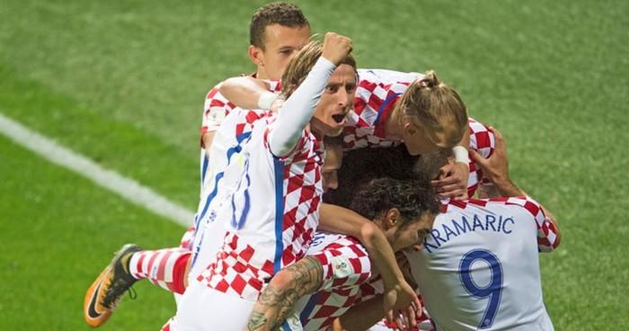 Croația 4-1 Grecia: Luka Modric și campania practic și-au garantat prezența la Cupa Mondială din Rusia