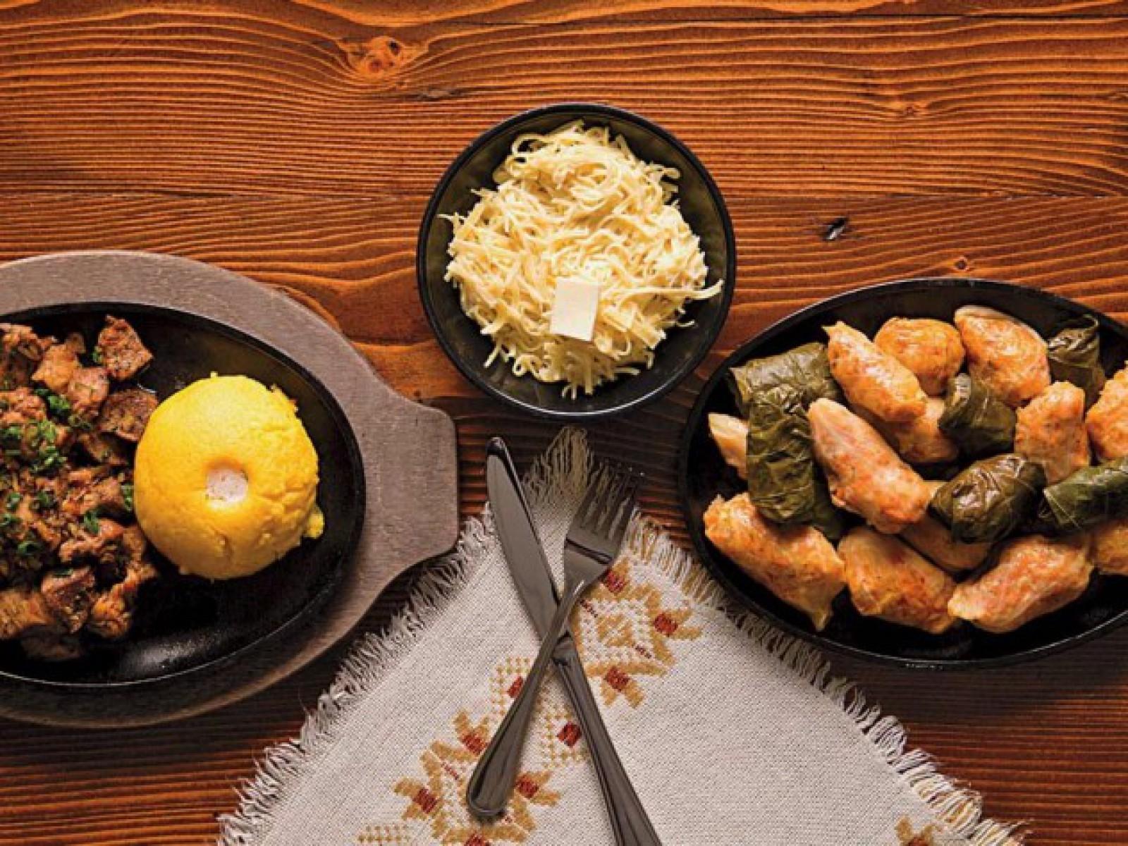 Arta culinară moldovenească apreciată și în statele americane. Care sunt bucatele alese