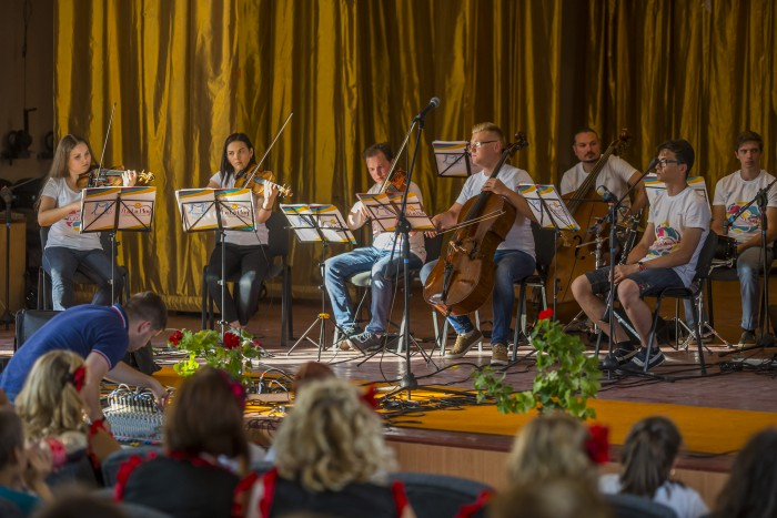 Cultura a renăscut în satul Molovata, datorită sprijinului european