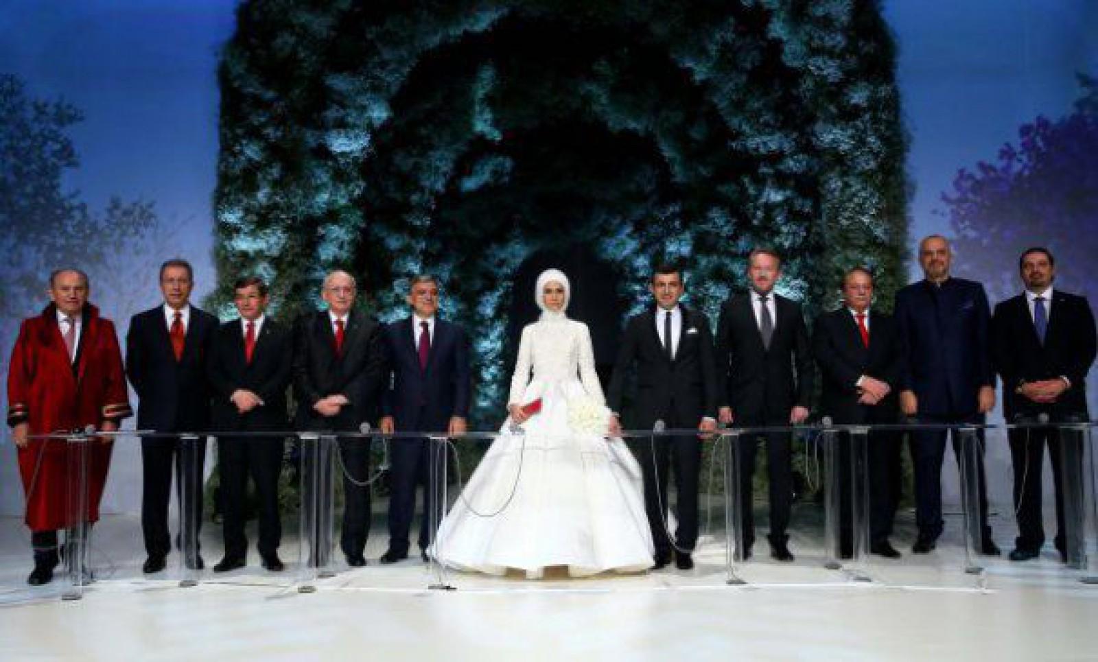 (foto) Cum arată fiica lui Erdogan. E considerată una dintre cele mai frumoase turcoaice