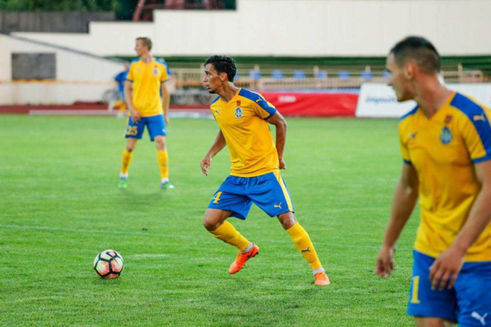 David Andronic a evoluat într-un nou meci din Superliga Greacă de fotbal. Echipa moldoveanului a fost învinsă de Panetolikos