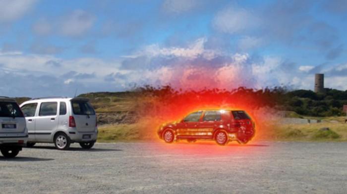 De ce nu este bine să-ţi laşi mașina în plin soare sau pericolele la care o poți expune pe timp de caniculă