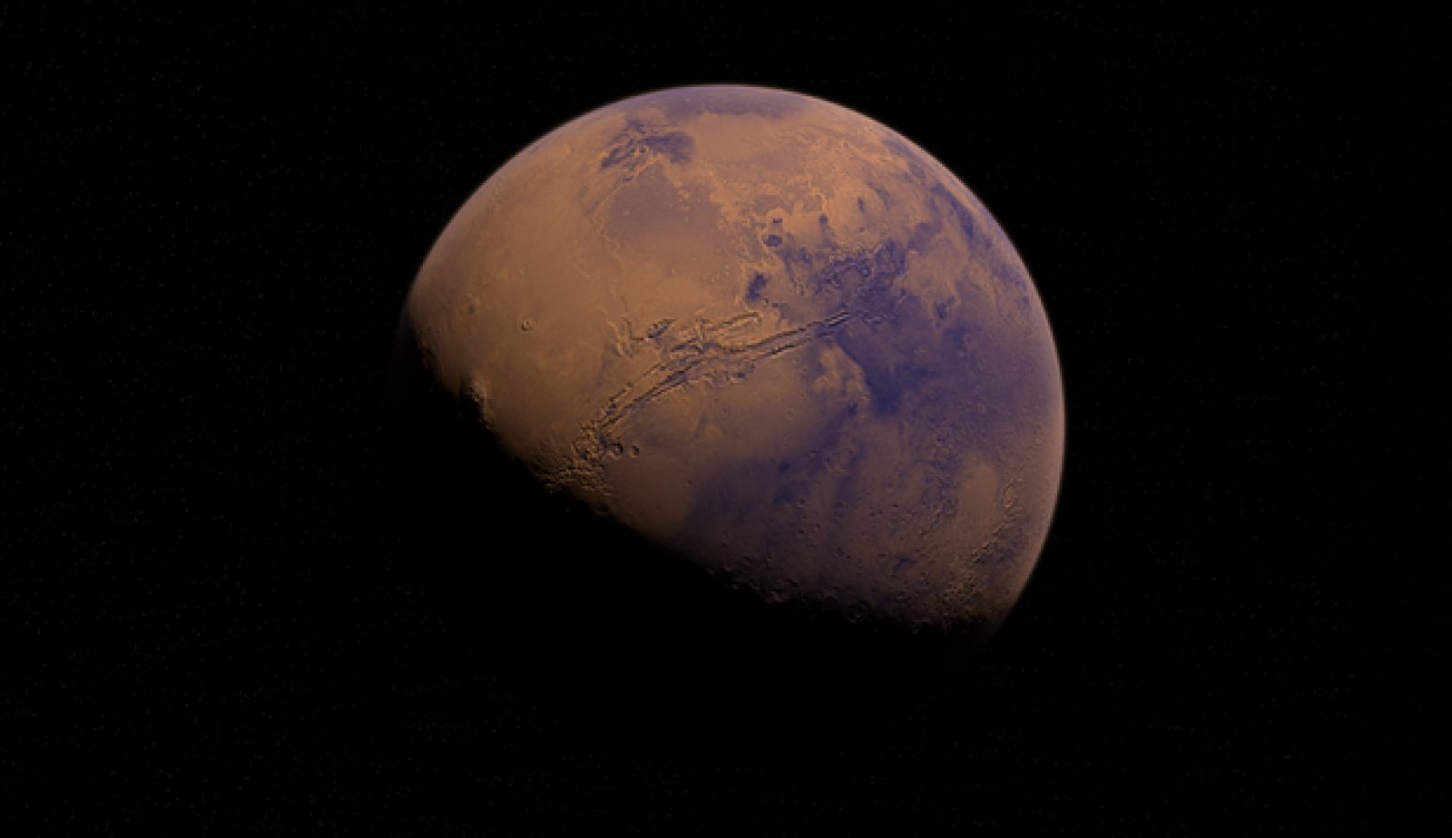 De ce nu poate fi teraformată planeta Marte?