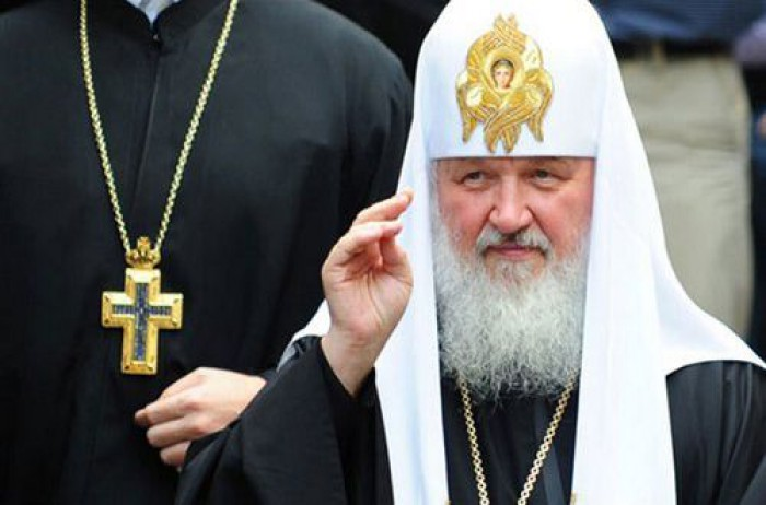 """De ziua sa, Partiarhul Kirill a atenționat lumea creștină despre """"apropierea unor momente teribile ale istoriei"""""""