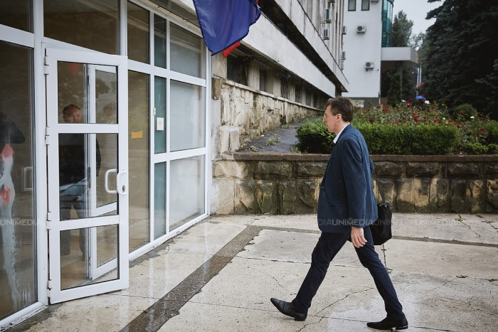 Decizia dacă Dorin Chirtoacă va rămâne în arest la domiciliu va fi luată luni