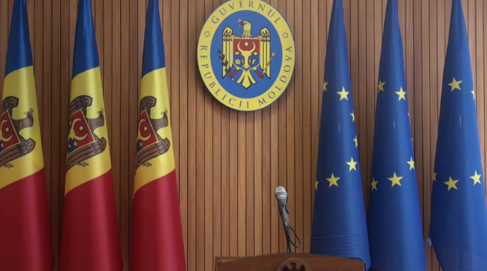 (video) Declarații după ședința Guvernului Republicii Moldova: Svetlana Cebotari și Liviu Volconovici, în fața presei