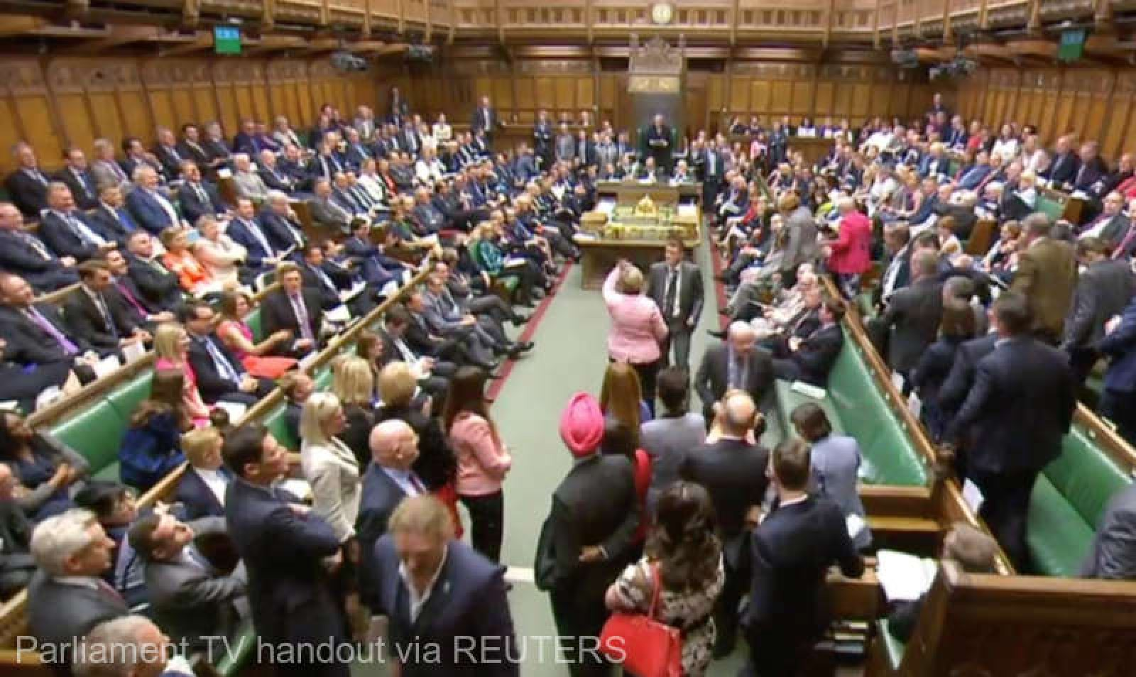 Deputații scoțieni au părăsit furioși parlamentul britanic, pe fondul unei dispute legate de Brexit