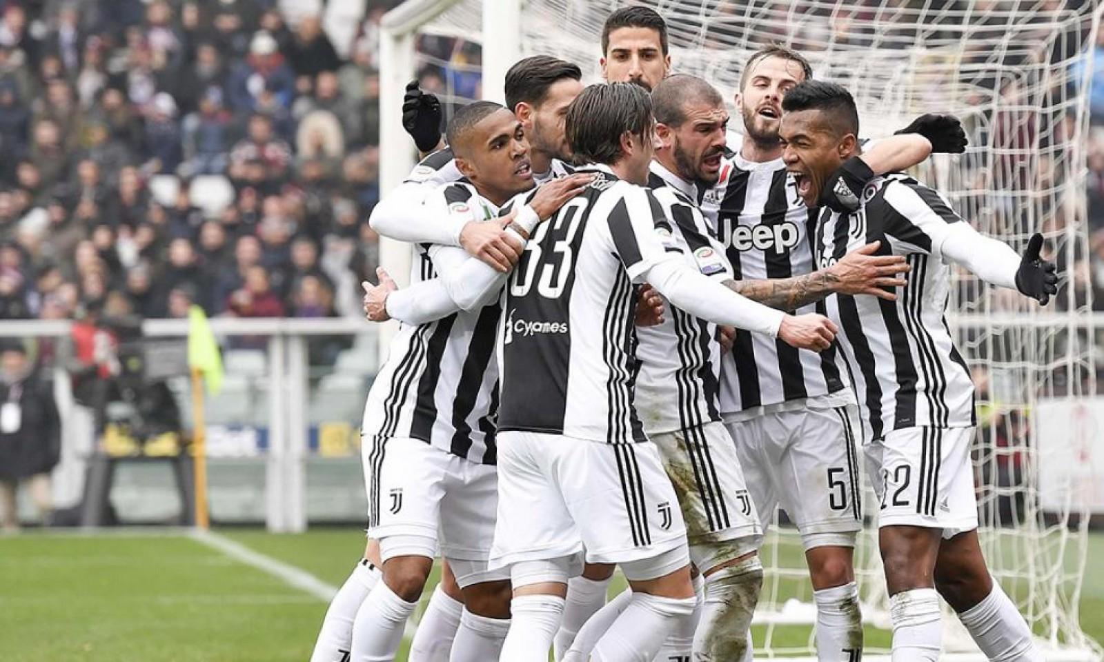 Derby-ul orașului Torino a fost câștigată de Juventus. Echipa lui Massimiliano Allegri continuă cursa pentru titlu în Italia