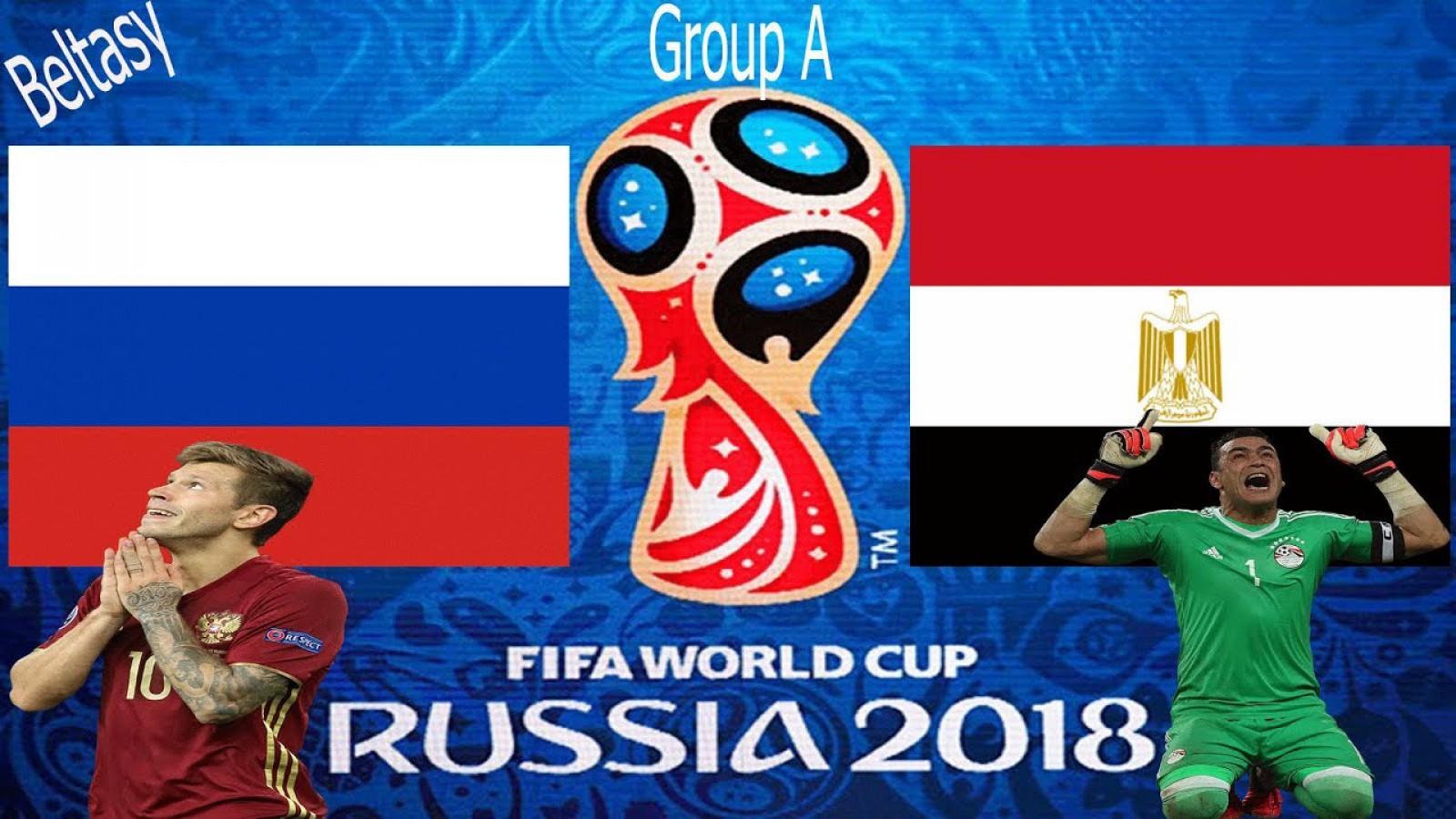 Derby-ul zilei la Campionatul Mondial. Egipt - Rusia joacă pentru un loc în optimi