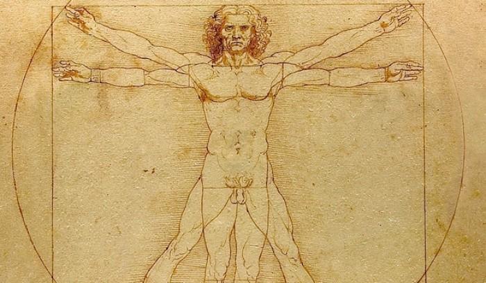 Omul Vitruvian - Wikipedia