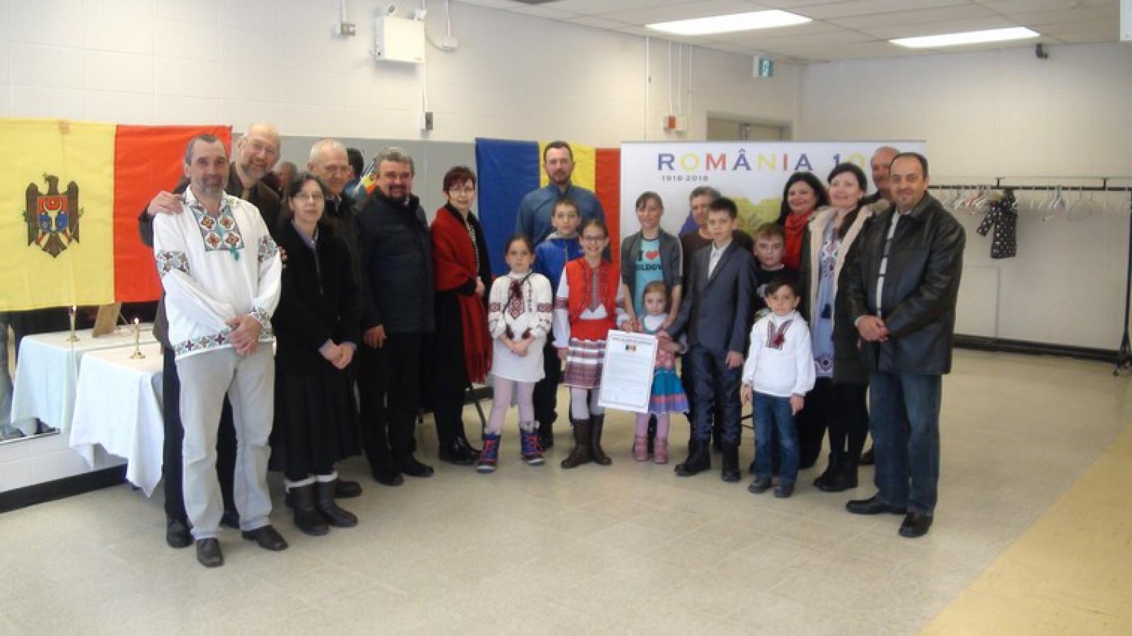Unirea a trecut oceanul: Diaspora din Canada a înfăptuit o Declarație de Reunire și urmează să fie înaintată în cele două Parlamente