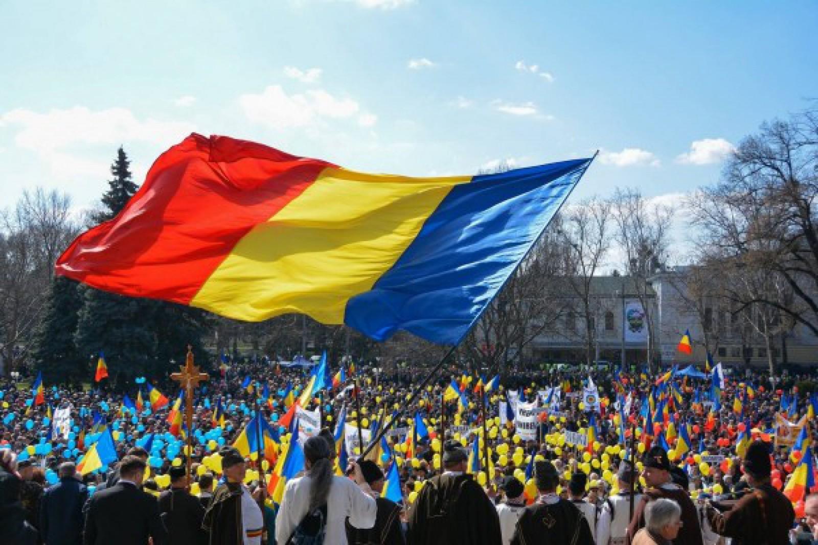 (doc) A 19-a localitate din Republica Moldova a semnat declarația de Unire cu România