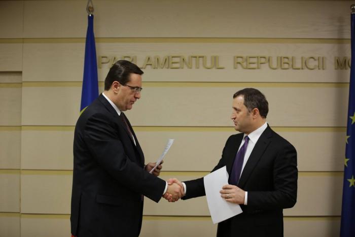 (Doc) Acordul de Constituire a Alianței Politice pentru Moldova Europeană