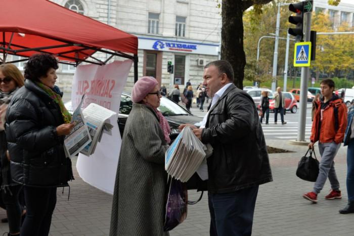 (doc) PSRM, înregistrat în calitate de participant în campania electorală a referendumului anti-Chirtoacă