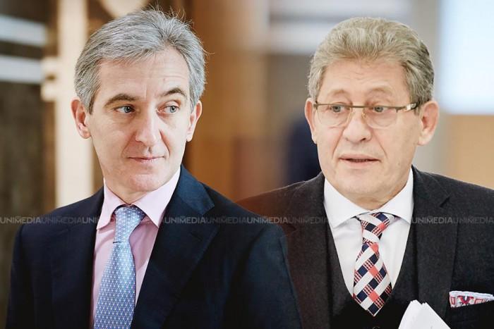 """(doc) Ghimpu către Harunjen: Leancă are tangență vădită cu """"furtul miliardului"""". Solicit să investigați acest lucru"""