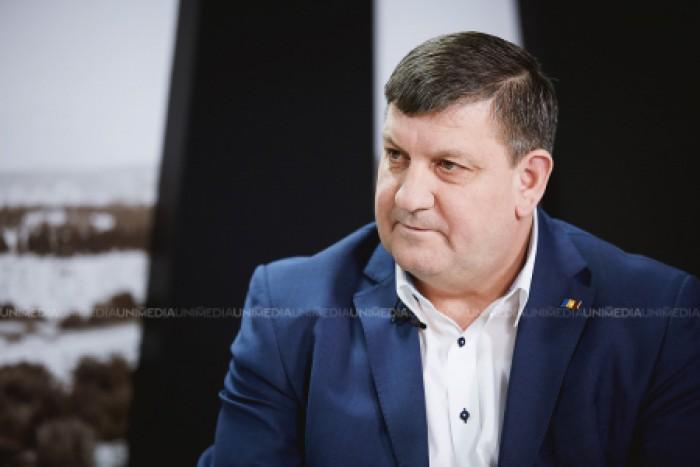 (doc) Iurie Chirinciuc, care se află în arest la domiciliu, și-a prezentat raportul de activitate