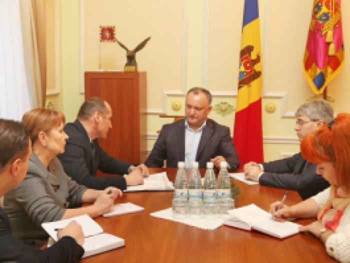 (doc) Noua componență a Consiliului Suprem de Securitate. Liderii partidelor de guvernare nu vor mai face parte din CSSS