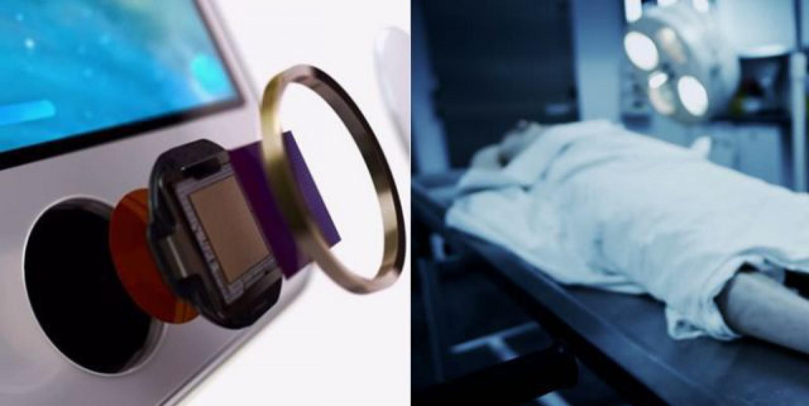 Doi poliţişti au mers la o capelă pentru a debloca un smartphone cu degetele mortului căruia i-a aparţinut dispozitivul
