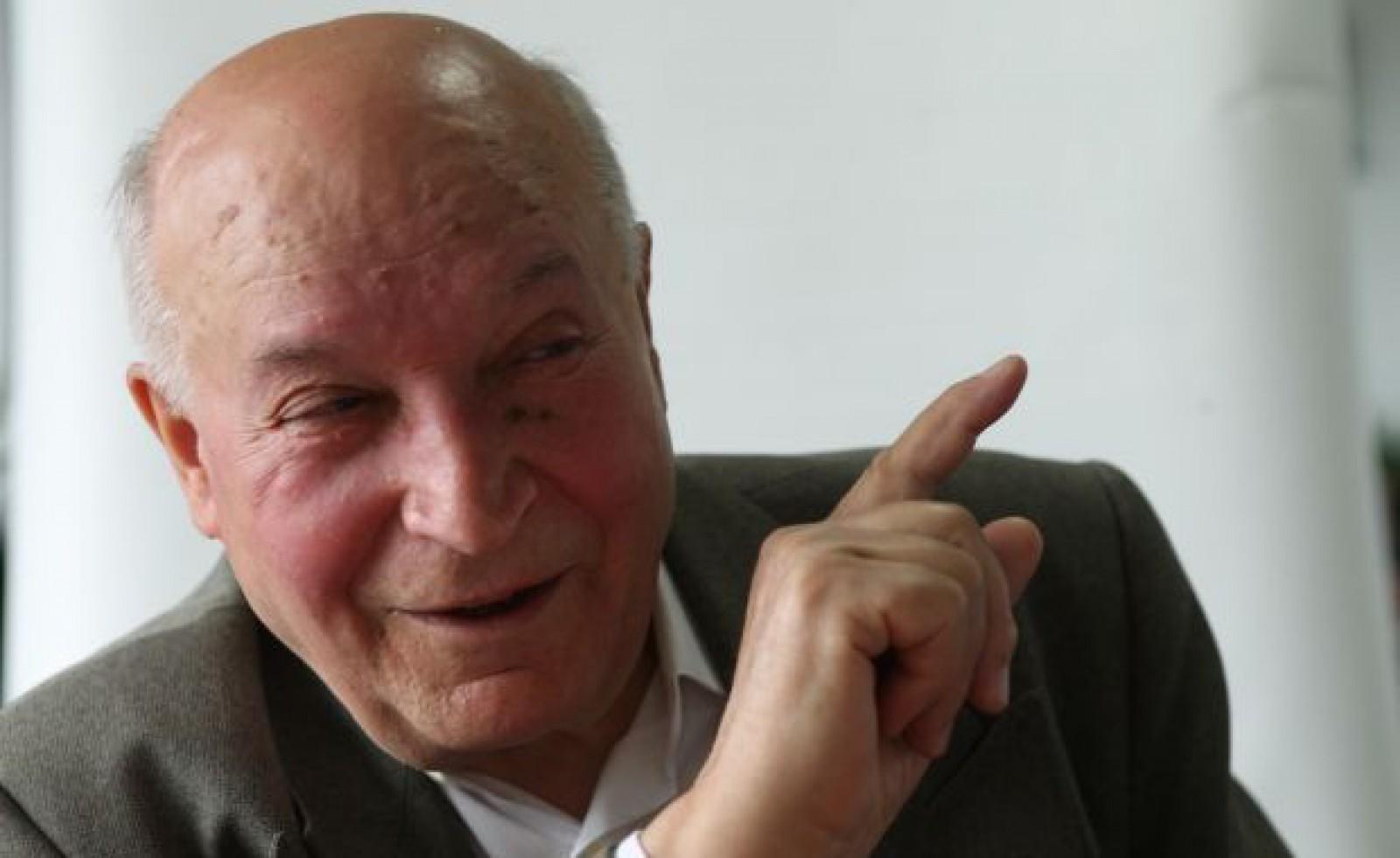 Doliu! Primul președinte al Parlamentului Republicii Moldova, Alexandru Moșanu, s-a stins din viață