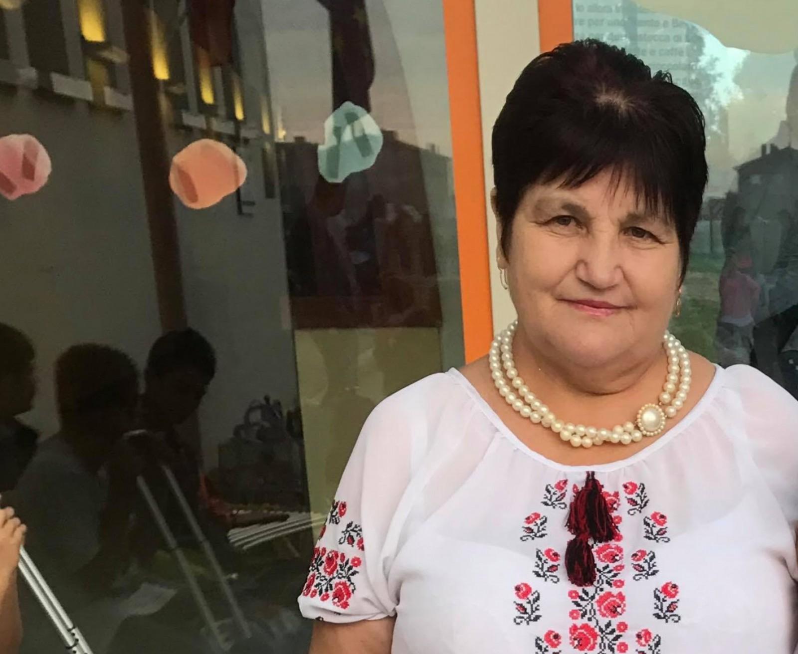 Domnica Voinu:  Imaginar, mă porneam nopțile spre copiii mei, ca să le șterg lacrimile
