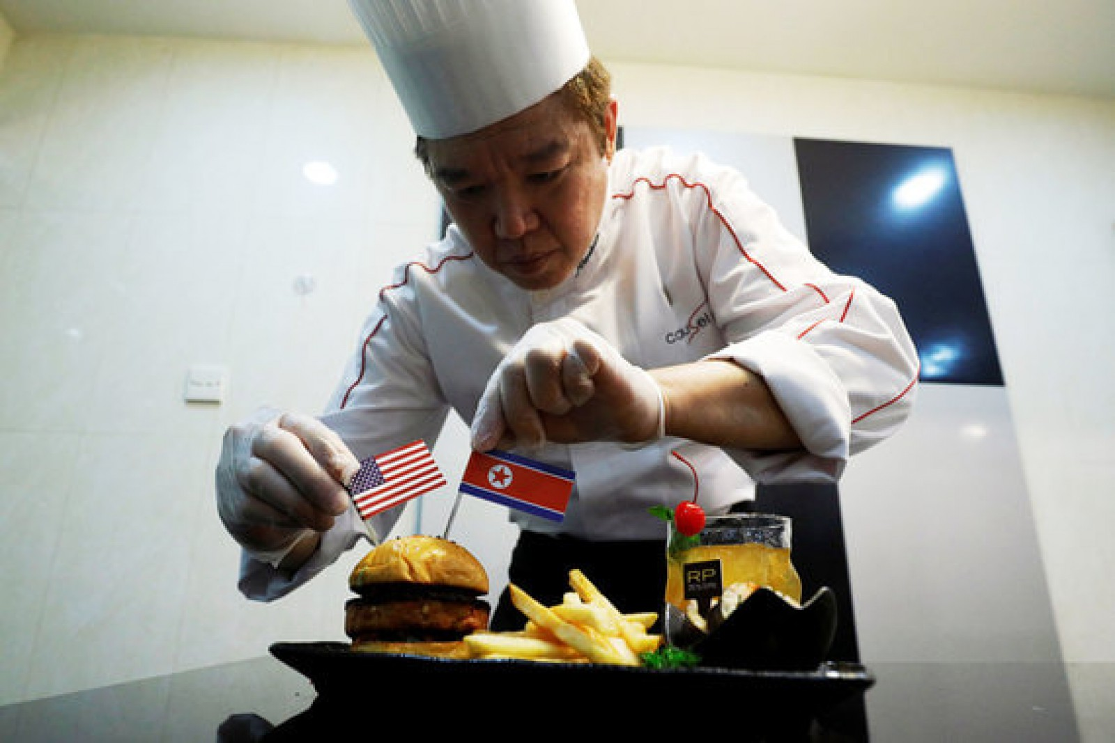 Donald Trump ar susține ideea de a deschide o rețea de restaurante McDonald's în Coreea de Nord