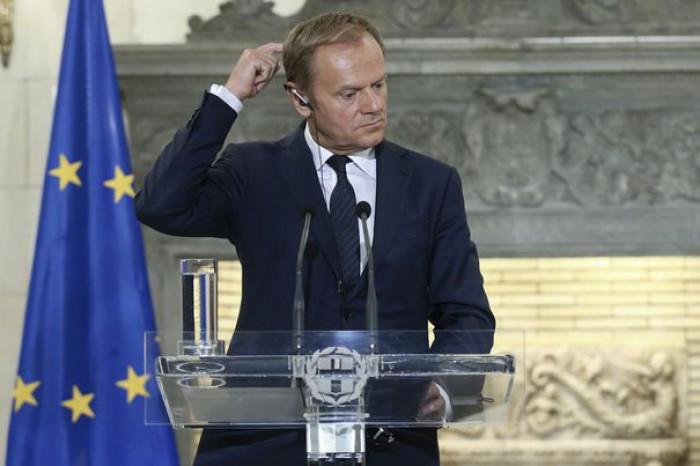 Donald Tusk: UE va organiza în decembrie un summit pe tema aprofundării integrării în zona euro