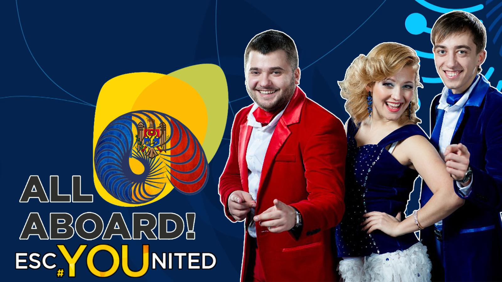 (foto) DoReDos a invitat un deputat din sovietul suprem de la Tiraspol să asiste la Eurovision
